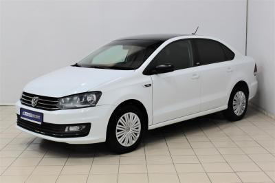 Volkswagen Polo 1.6 MT (90 л.с.)