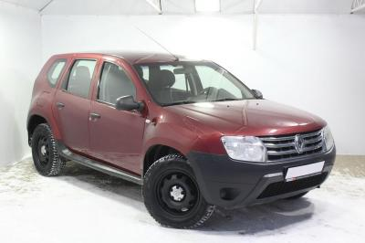 Renault Duster, I 1.6 MT (102 л.с.)